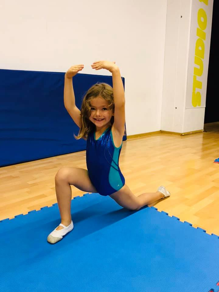gimnastica copii