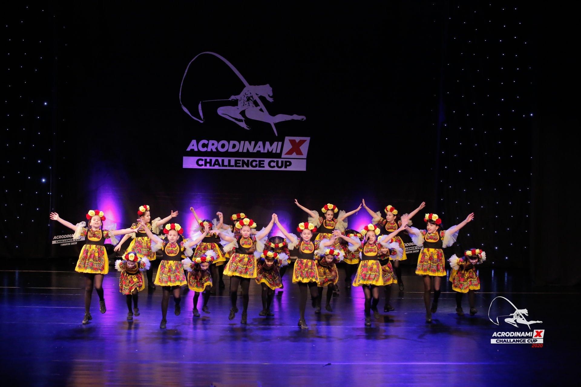 cursuri de dans copii