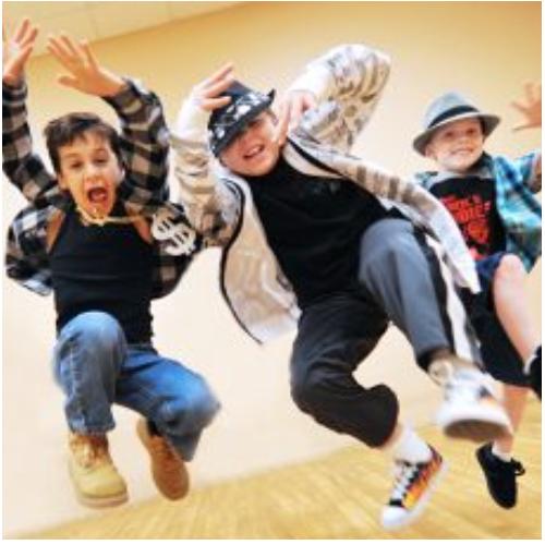 streetdance copii